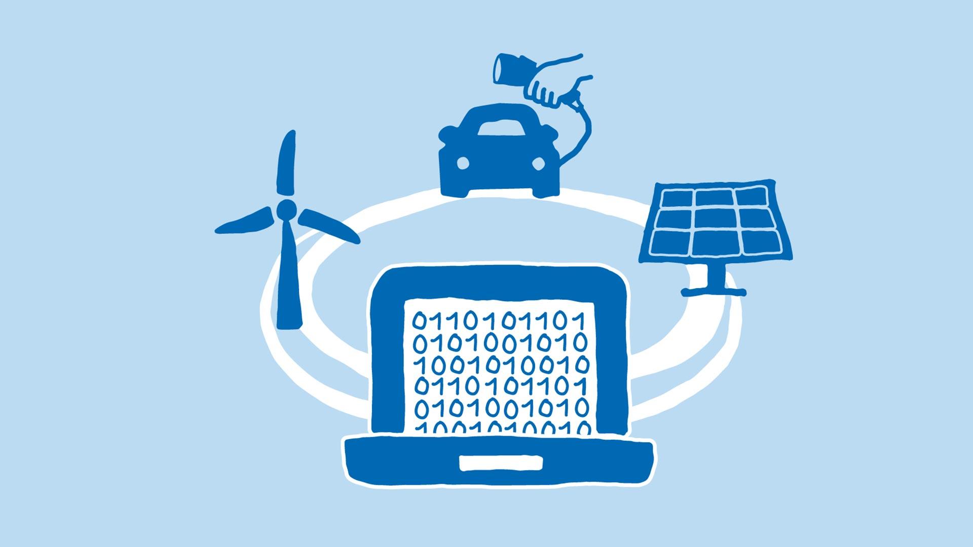 Schon gewusst? Im Fokus: die Digitalisierung der Energiewende