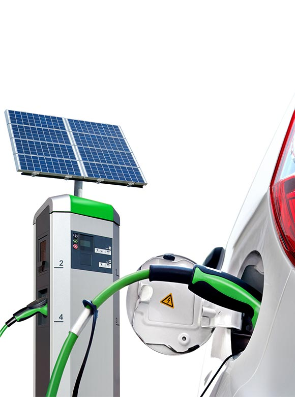 Fördermittel für Elektroautos