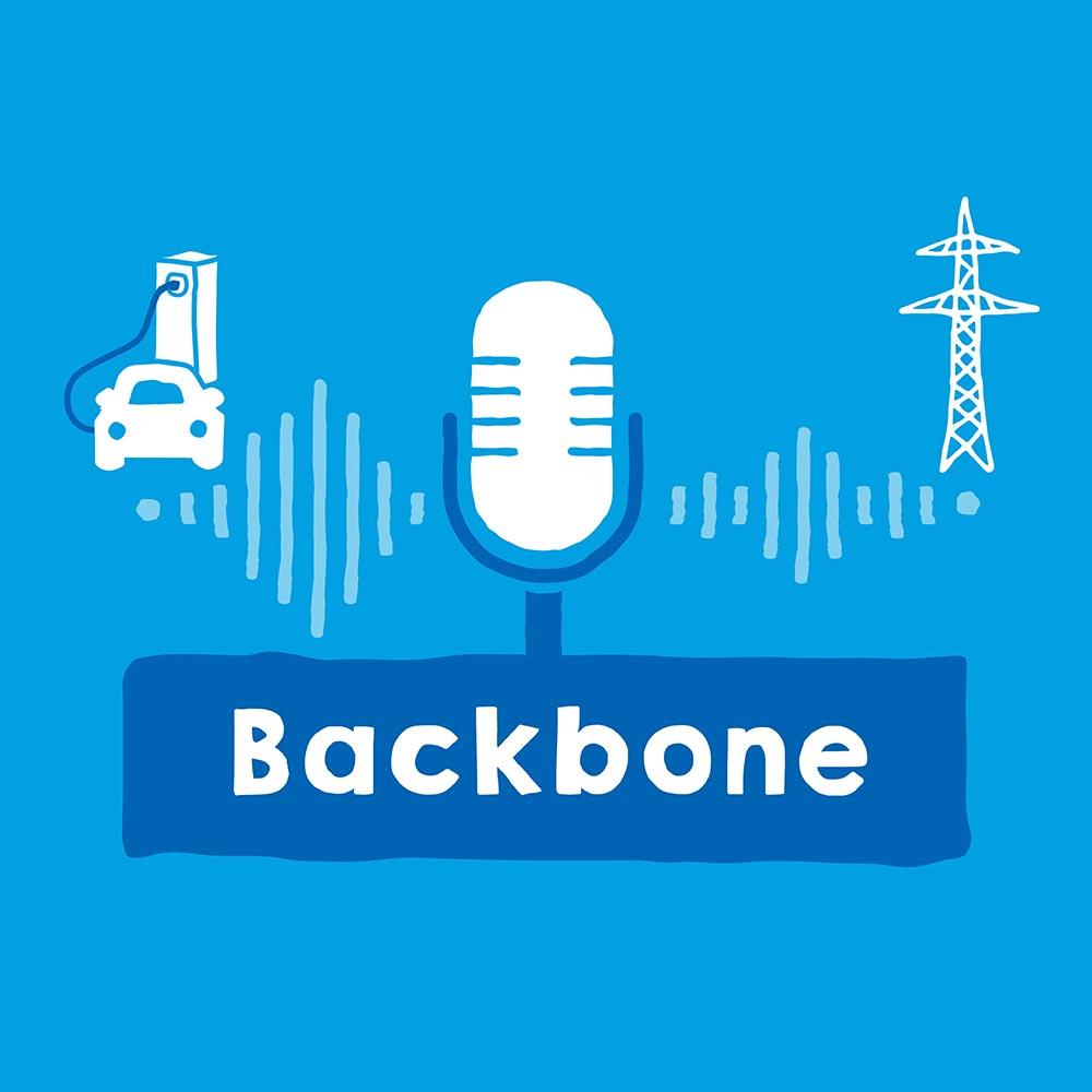 Der BACKBONE-Podcast zu Elektromobilität und Stromnetz